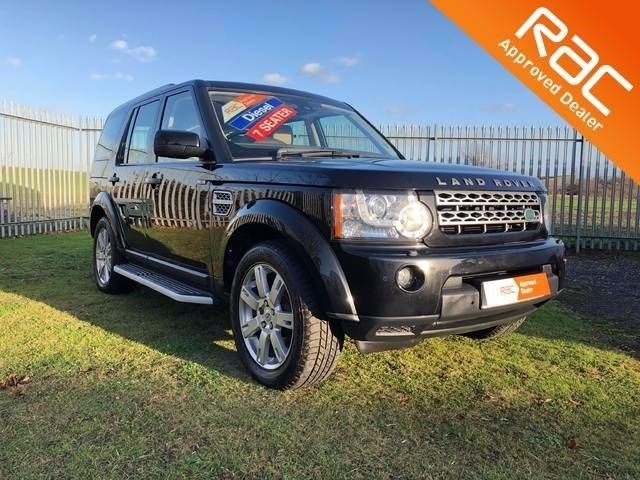 used Land Rover Discovery 3.0 TDV6 Big Spec With Rear ICE DVD in Hitchin-Hertfordshire