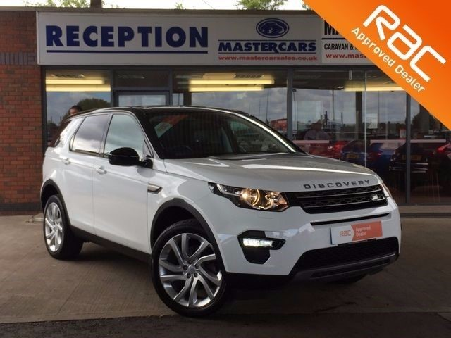 used Land Rover Discovery Sport TD4 SE TECH for sale in Hitchin Hertfordshire in Hitchin-Hertfordshire