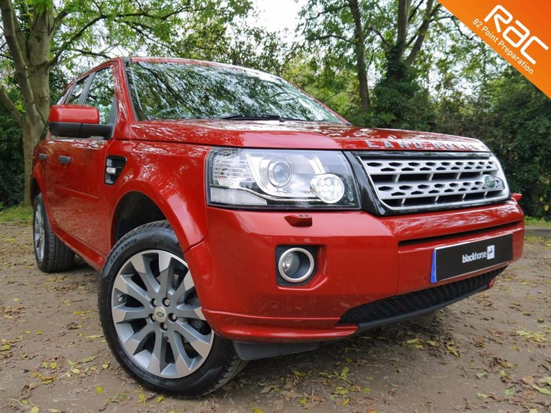 used Land Rover Freelander 2 SD4 HSE LUXURY in Hitchin-Hertfordshire