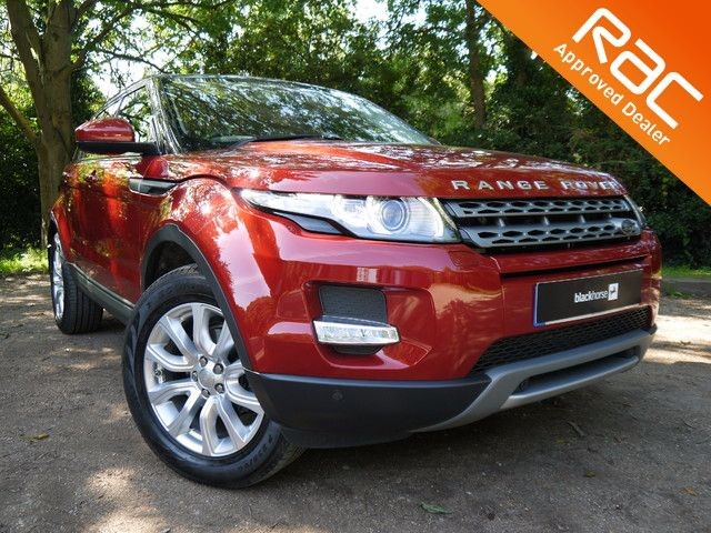 used Land Rover Range Rover Evoque SD4 PURE TECH For Sale in Hitchin Hertfordshire in Hitchin-Hertfordshire