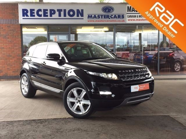 used Land Rover Range Rover Evoque SD4 PURE TECH in Hitchin-Hertfordshire