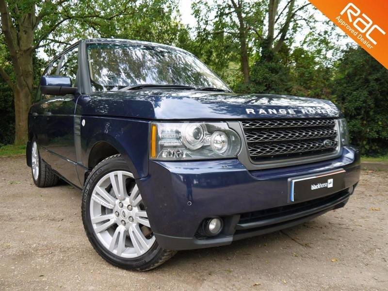 used Land Rover Range Rover TDV8 VOGUE For Sale at Master Car Sales Hitchin in Hitchin-Hertfordshire