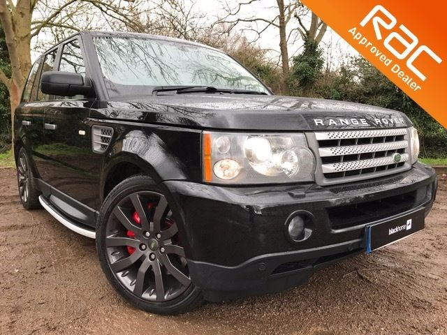 used Land Rover Range Rover Sport TDV8 SPORT HSE in Hitchin-Hertfordshire