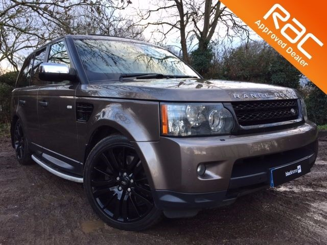 used Land Rover Range Rover Sport TDV6 HSE in Hitchin-Hertfordshire