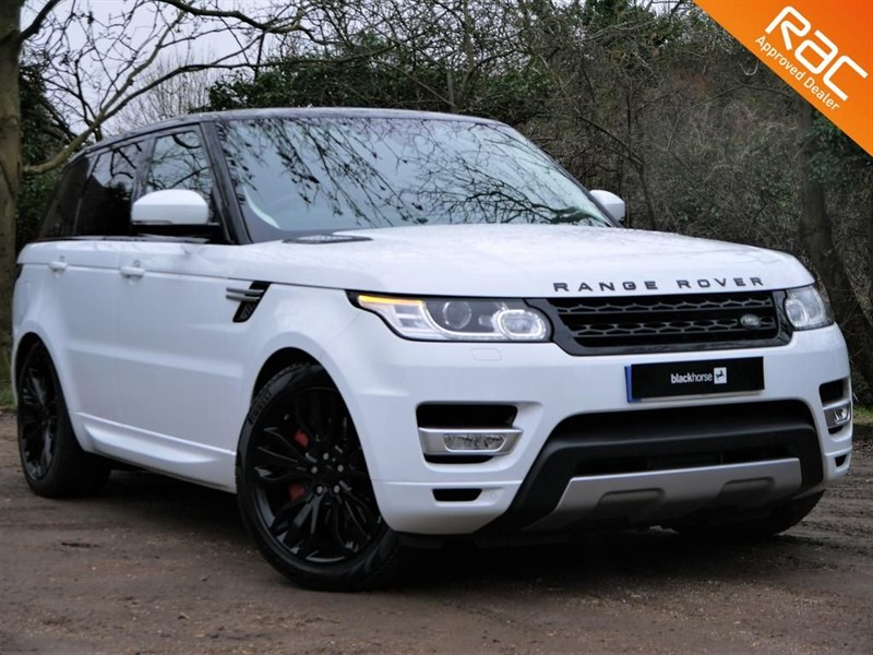used Land Rover Range Rover Sport SDV6 HSE in Hitchin-Hertfordshire