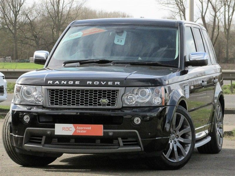 used Land Rover Range Rover Sport  STORMER EDITION in Hitchin-Hertfordshire