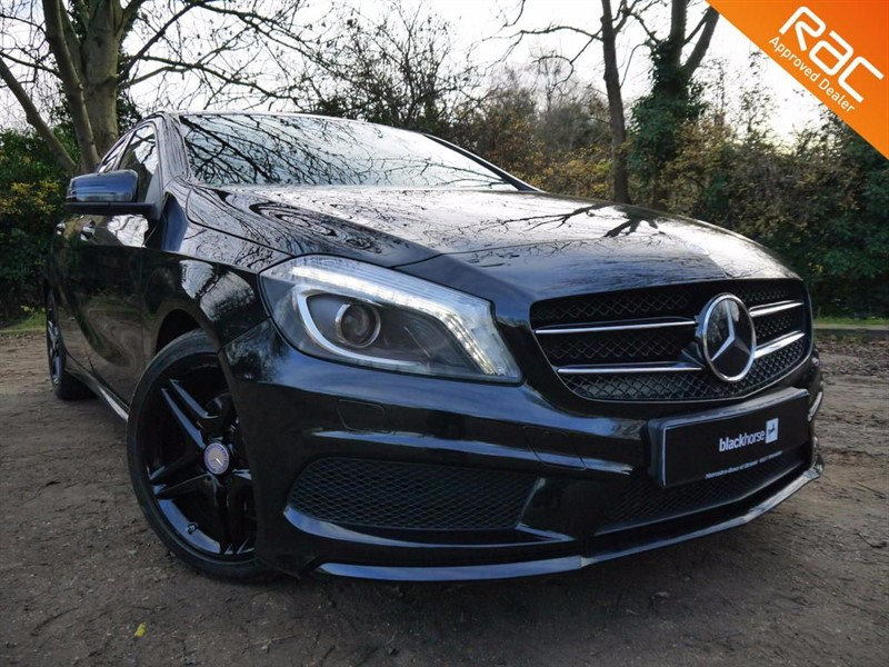 used Mercedes A180 CDI BLUEEFFICIENCY AMG SPORT in Hitchin-Hertfordshire