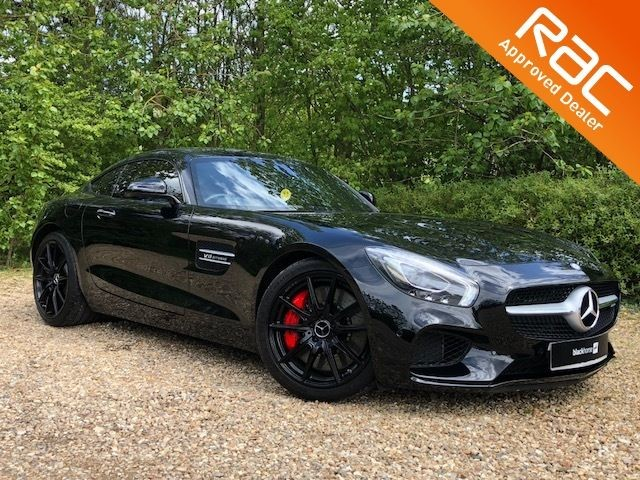 used Mercedes AMG GT  S Coupe For Sale in Hitchin-Hertfordshire