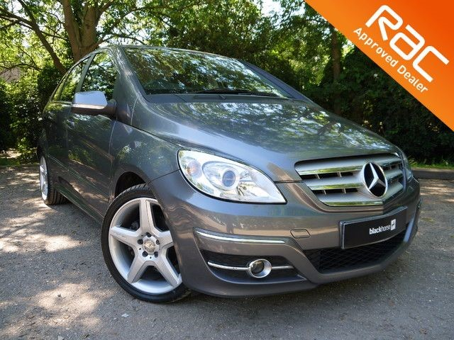 used Mercedes B180 CDI SPORT in Hitchin-Hertfordshire