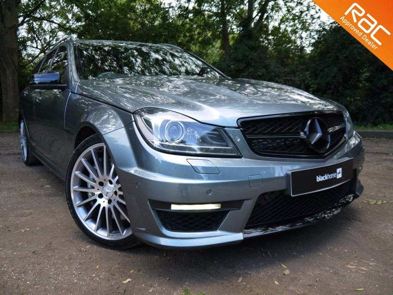 used Mercedes C63 AMG EDITION 125 in Hitchin-Hertfordshire
