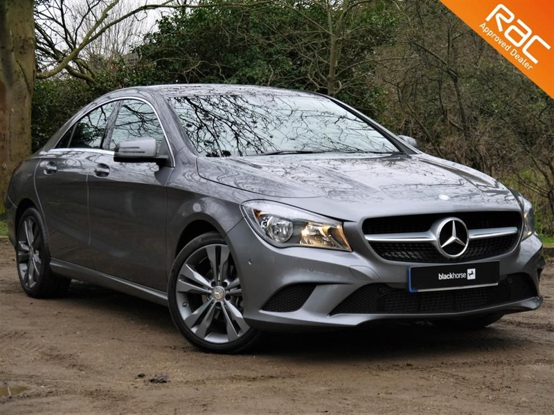 Mercedes CLA 220 CDI for sale
