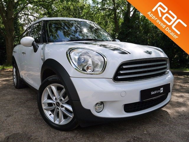used MINI Countryman COOPER D BUSINESS in Hitchin-Hertfordshire