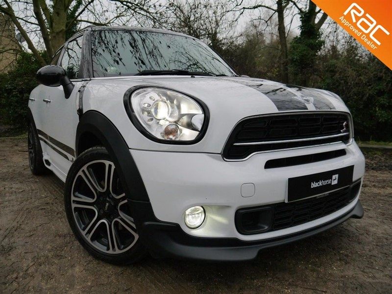 used MINI Countryman COOPER SD ALL4 in Hitchin-Hertfordshire