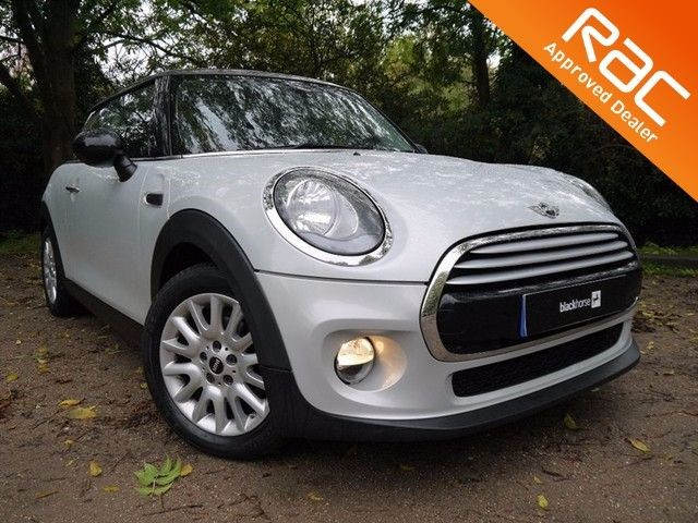 used MINI Hatch COOPER D in Hitchin-Hertfordshire