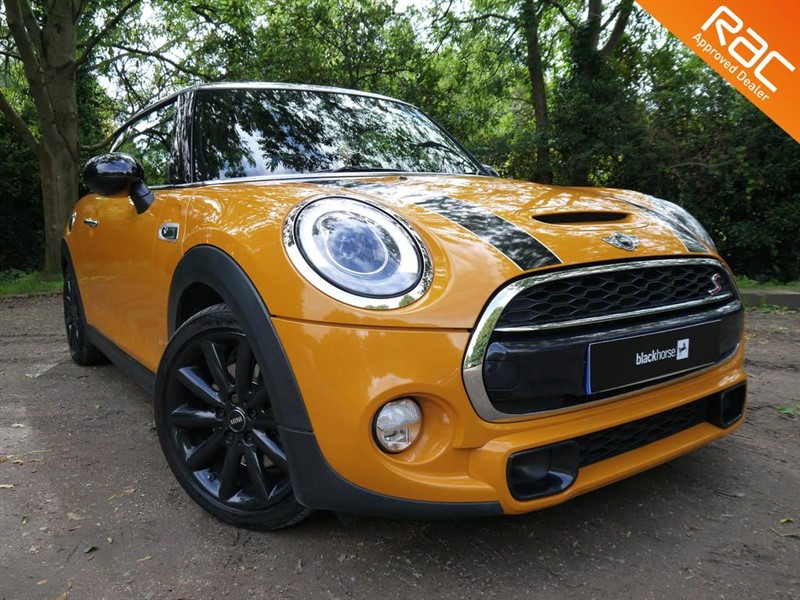 used MINI Hatch COOPER S in Hitchin-Hertfordshire