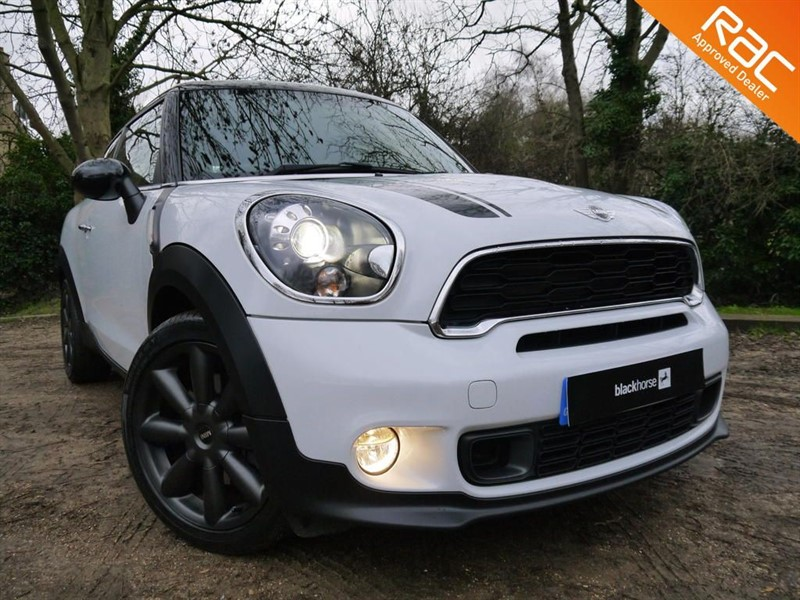 used MINI Paceman COOPER S in Hitchin-Hertfordshire