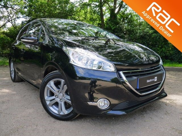used Peugeot 208 ALLURE in Hitchin-Hertfordshire