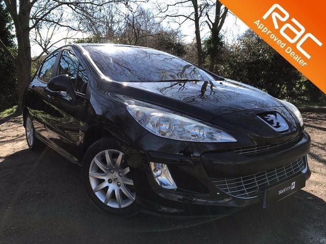used Peugeot 308 SE HDI in Hitchin-Hertfordshire