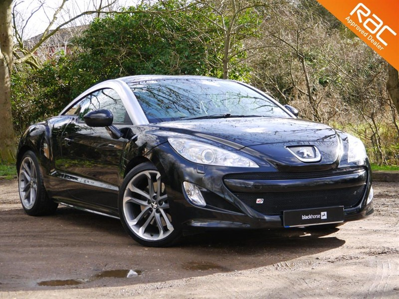 used Peugeot RCZ GT Coupe For Sale in Hitchin-Hertfordshire