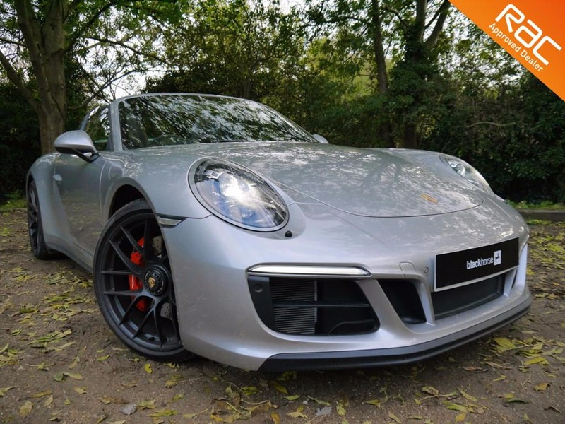 used Porsche 911 TARGA 4 GTS PDK in Hitchin-Hertfordshire