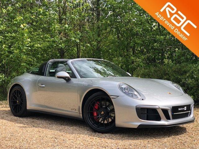 used Porsche 911 TARGA 4 GTS For Sale in Hitchin-Hertfordshire