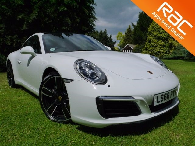 used Porsche 911 CARRERA PDK for sale in Hitchin Hertfordshire  in Hitchin-Hertfordshire