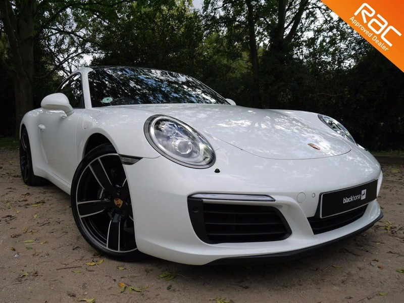 used Porsche 911 991.2 CARRERA PDK in Hitchin-Hertfordshire