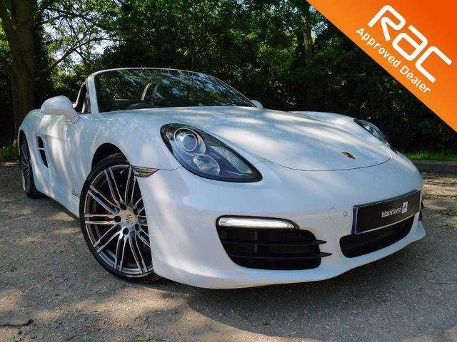 used Porsche Boxster 24V Boxster S PDK for sale Big Spec car in Hitchin-Hertfordshire