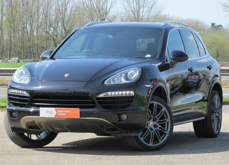 used Porsche Cayenne D V6 TIPTRONIC S in Hitchin-Hertfordshire