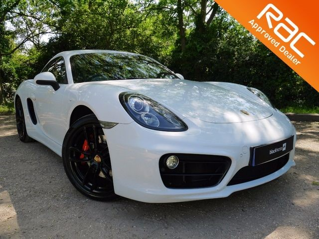 used Porsche Cayman 24V S PDK for sale in Hitchin Hertfordshire in Hitchin-Hertfordshire