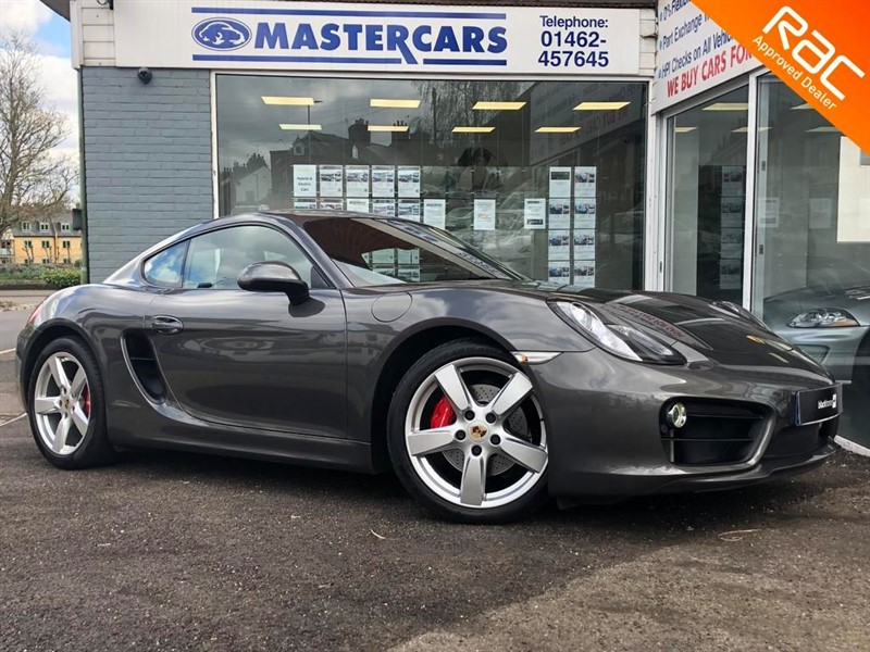used Porsche Cayman 981 24V S PDK in Hitchin-Hertfordshire