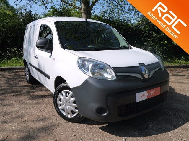 used Renault Kangoo Vans for sale in Hitchin ML19 DCI in Hitchin-Hertfordshire