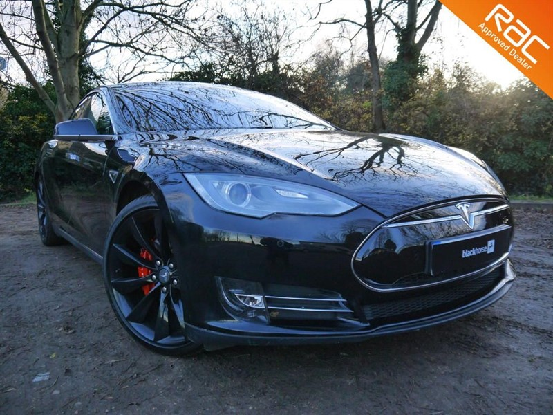 used Tesla Model S P85+ Performance Pack AUTO in Hitchin-Hertfordshire