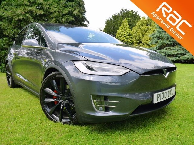 used Tesla Model X P100D in Hitchin-Hertfordshire