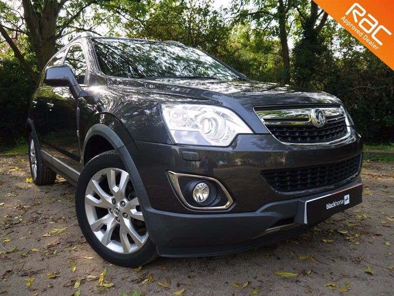 used Vauxhall Antara SE NAV CDTI 4WD in Hitchin-Hertfordshire