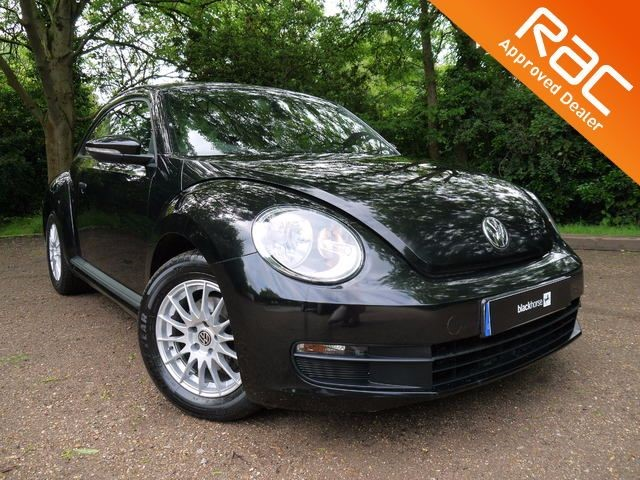 used VW Beetle TDI BLUEMOTION TECHNOLOGY  in Hitchin-Hertfordshire