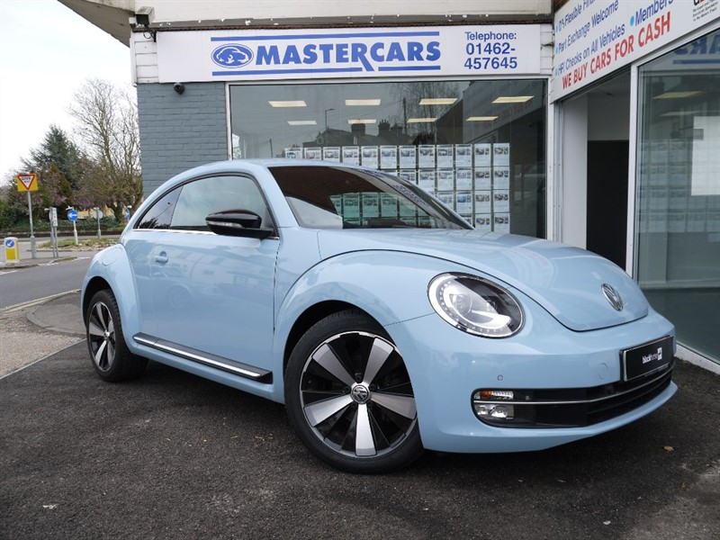 used VW Beetle SPORT TDI in Hitchin-Hertfordshire