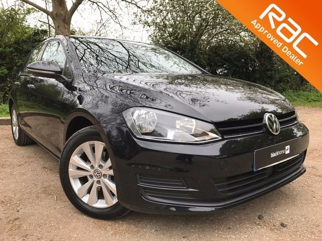 used VW Golf SE TDI BLUEMOTION TECHNOLOGY DSG in Hitchin-Hertfordshire
