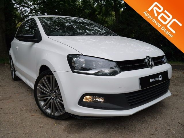 used VW Polo BLUEMOTION GT in Hitchin-Hertfordshire