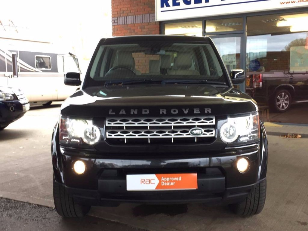 Used Black Land Rover Discovery For Sale Bedfordshire