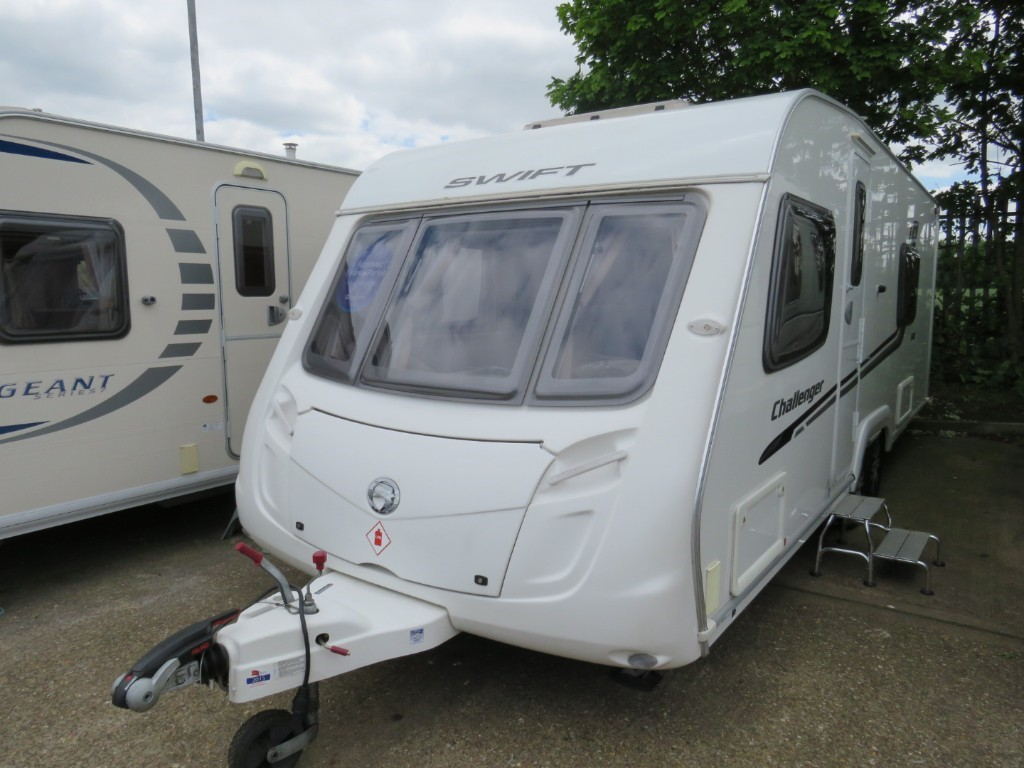 Used Swift Challenger for Sale | Bedfordshire