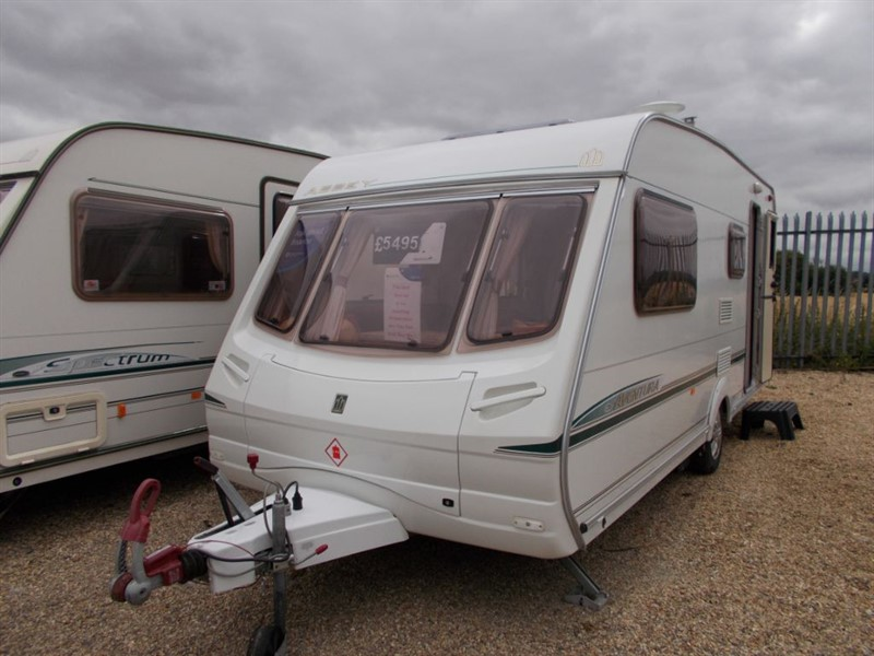 used Abbey Aventura 320 Family Layout  4 Berth in sandy-bedfordshire