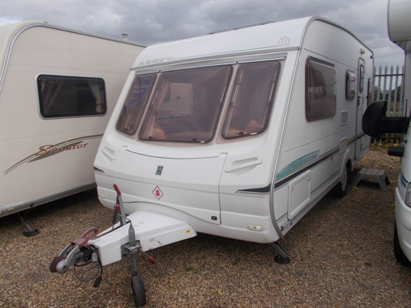 used Abbey Aventura 316 Double lounge 5 berth in sandy-bedfordshire