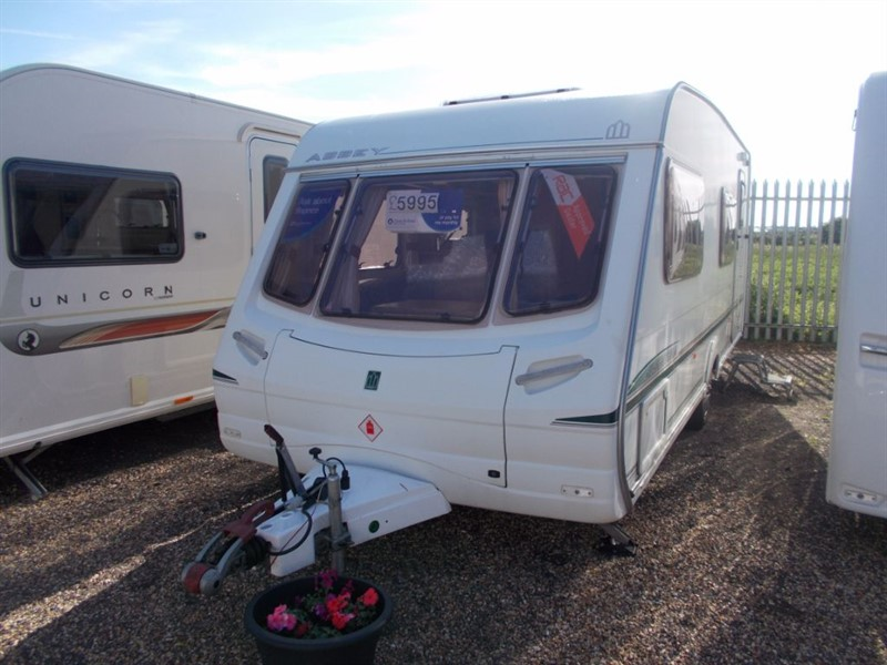 used Abbey  Aventura 330 Sorry Now Sold in sandy-bedfordshire