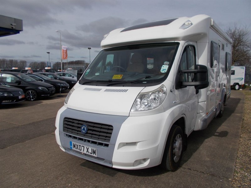 used Ace  Airstream 680 FB Sorry Now Sold in sandy-bedfordshire