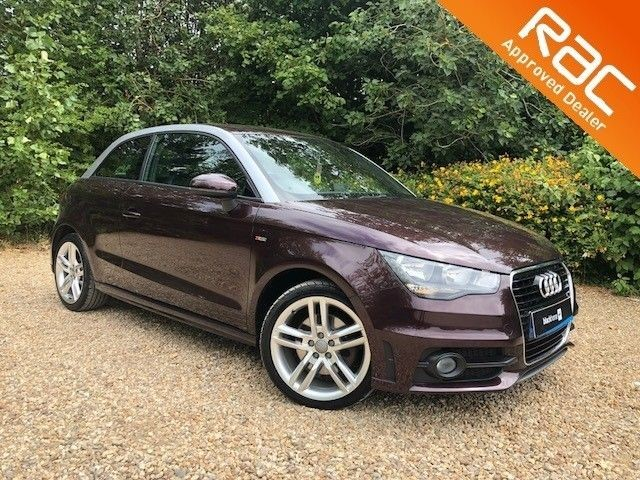 used Audi A1 TFSI S LINE Automatic in sandy-bedfordshire