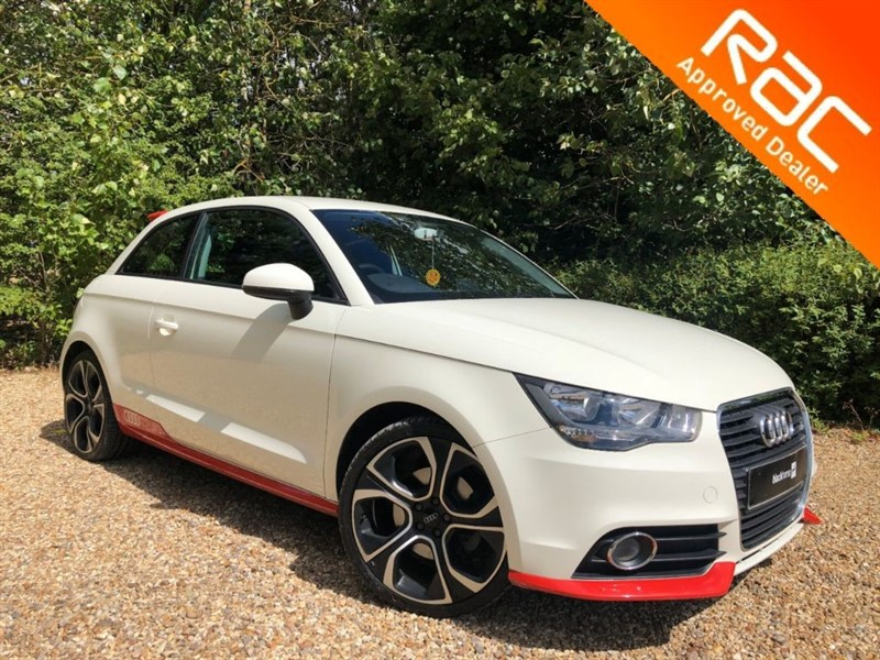 used Audi A1 TFSI COMPETITION LINE in sandy-bedfordshire