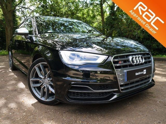 used Audi A3 S3 SPORTBACK QUATTRO in sandy-bedfordshire