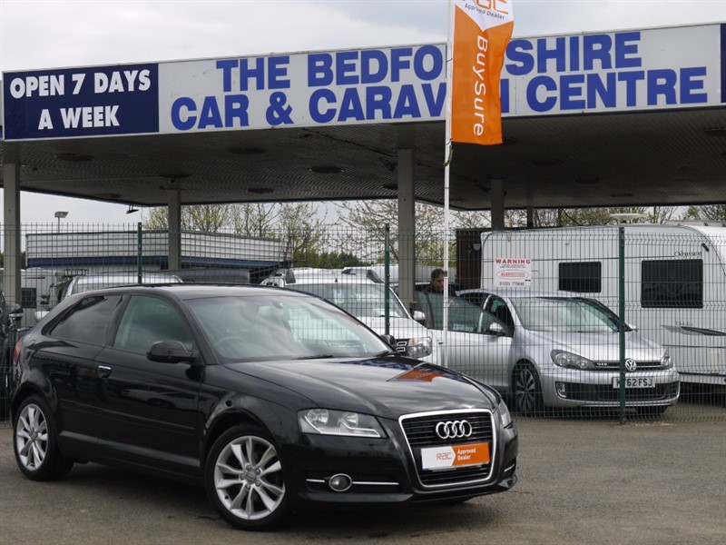 used Audi A3 TFSI SPORT in sandy-bedfordshire