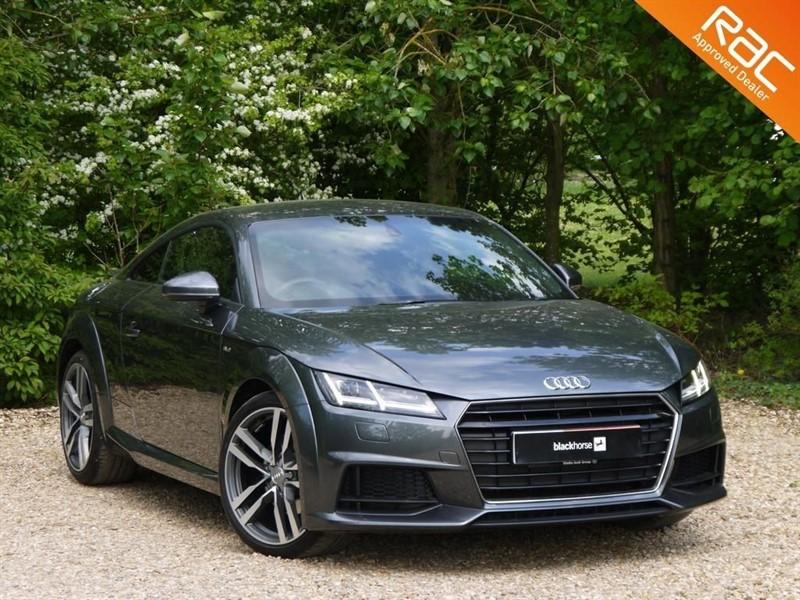 used Audi TT TFSI S LINE in sandy-bedfordshire